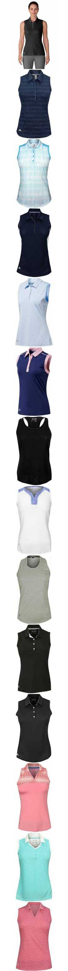 c402ff61d6082d Adidas Women s Ultimate 365 Printed Sleeveless Golf Shirts.  56.95. Women   Customize It. 1 color available