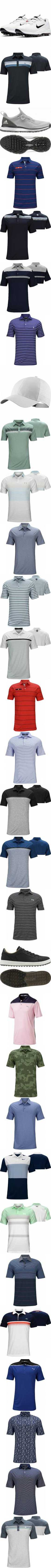 0b29f511 Under Armour Iso-Chill Power Play Golf Shirts - White