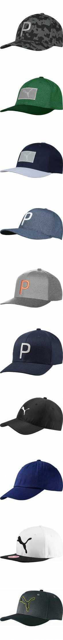 03cc35b172eeb Puma  GoTime Snapback Adjustable Golf Hats - ON SALE