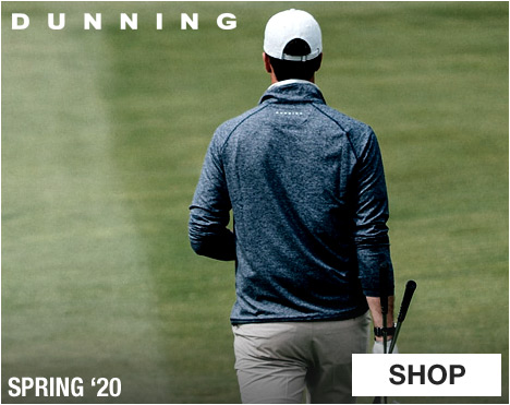 Dunning 2019 Apparel at Golf Locker