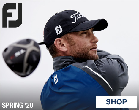 Shop All FJ Golf Apparel - Featuring Fall/Winter 2019 Styles
