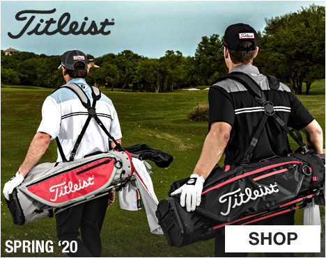 Titleist 2019 Gear at Golf Locker