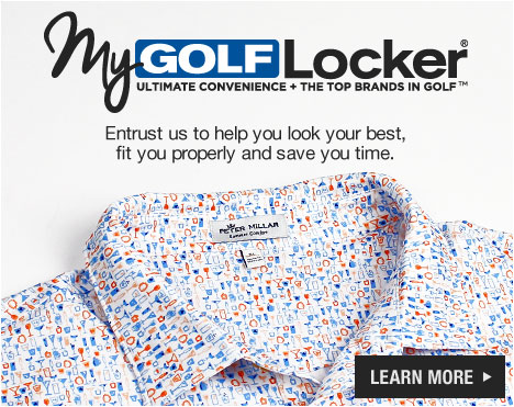 My Golf Locker - Our Personal Shopping Service