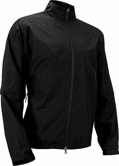 Zero Restriction Packable Golf Rain Jackets
