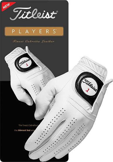 Titleist Players Golf Gloves - ON SALE