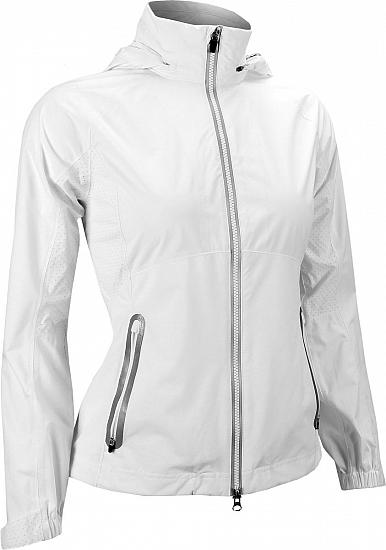 Zero Restriction Women's Olivia Hooded Golf Rain Jackets