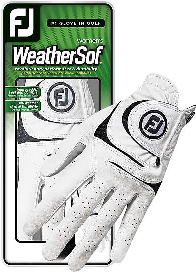 FootJoy WeatherSof Women's Golf Gloves