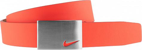 Nike No-Hole Plaque Golf Belts - ON SALE