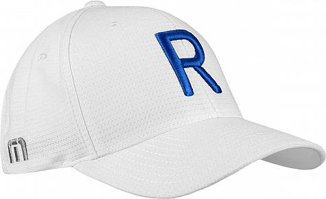 TravisMathew 'Your Initial' Nassau Flex Fit Personalized Golf Hats