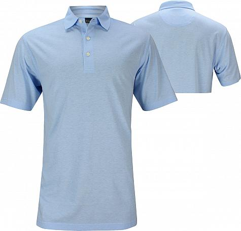 Dunning Natural Hand Golf Shirts