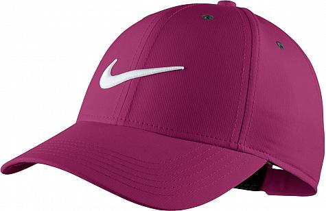 Nike Dri-FIT Core Solid Adjustable Junior Golf Hats - Previous Season Style