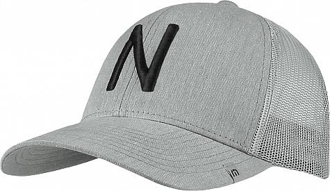 Travis Mathew 'Your Initial' Widder Snapback Adjustable Personalized Golf Hats