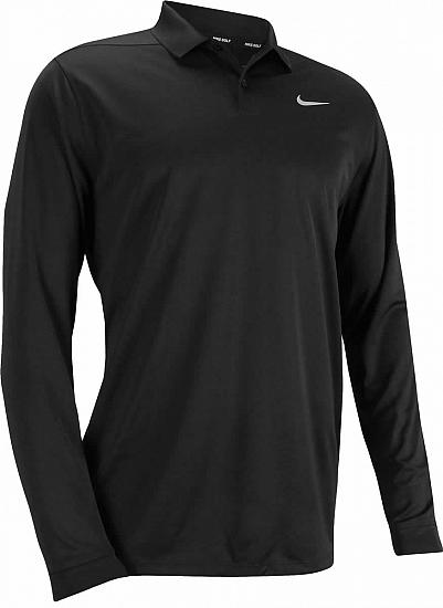 Nike Dri-FIT Victory Long Sleeve Golf Shirts