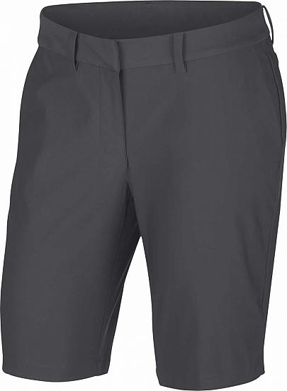 "Nike Women's Dri-FIT 10"" Flex Woven Bermuda Golf Shorts - ON SALE"
