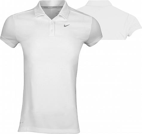 Nike Girl's Dri-FIT Victory Junior Golf Shirts - Previous Season Style