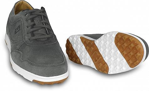 FootJoy Golf Casual Suede Spikeless Golf Shoes - Previous Season Style