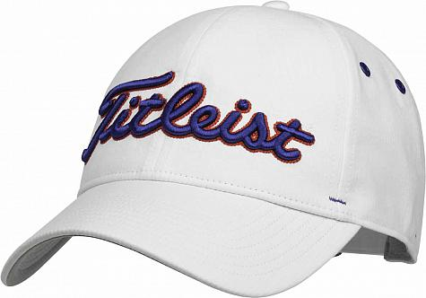 Titleist Seersucker Adjustable Golf Hats - ON SALE - RACK