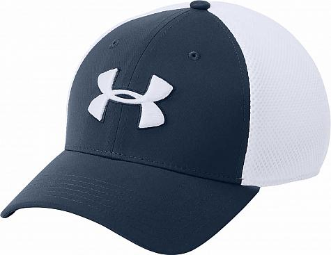 Under Armour Classic Mesh Flex Fit Golf Hats