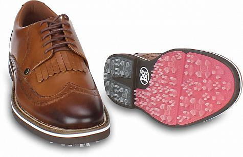 G/Fore Brogue Kiltie Gallivanter Spikeless Golf Shoes