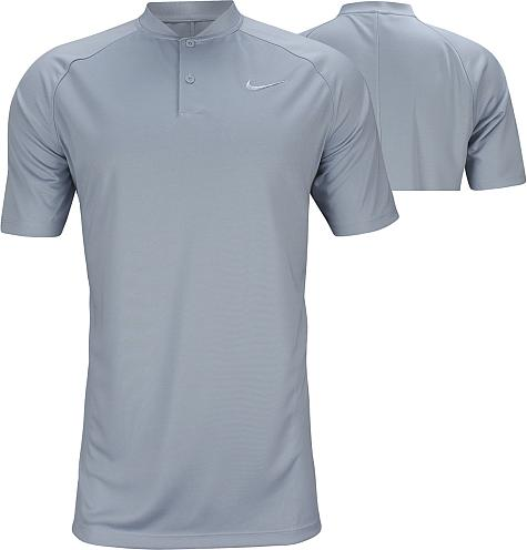 Nike Dri-FIT Victory Blade Collar Golf Shirts - Previous Season Style