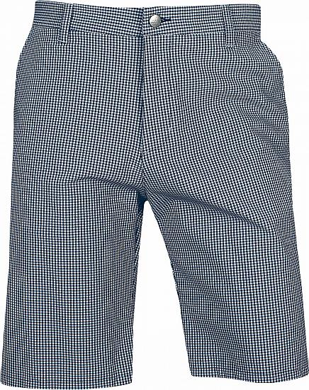 Adidas Ultimate 365 Gingham Golf Shorts - ON SALE - RACK