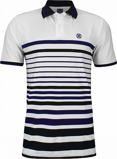 G/Fore Variegated Golf Shirts - ON SALE