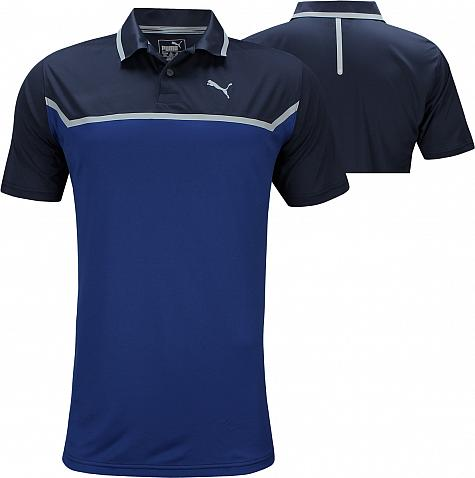 Puma DryCELL Bonded Tech Golf Shirts - ON SALE