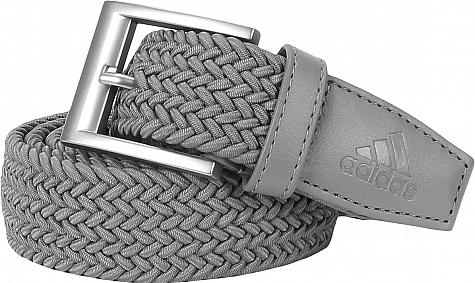 Adidas Braided Stretch Golf Belts
