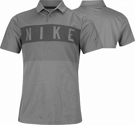Nike Dri-FIT Graphic Junior Golf Shirts - ON SALE