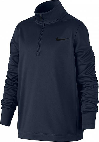Nike Therma-FIT Repel Half-Zip Junior Golf Pullovers