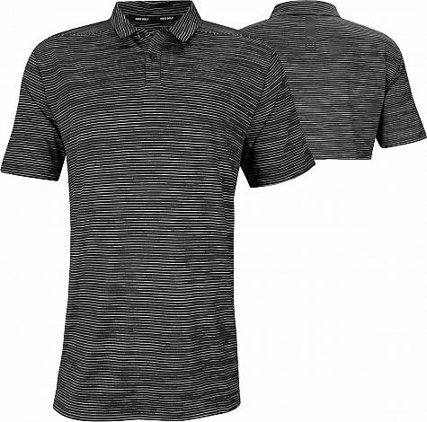 Nike Dri-FIT Tiger Woods Stripe Golf Shirts - ON SALE