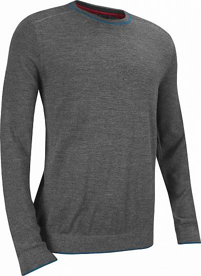 Ted Baker London Trackr Crew Golf Sweaters - ON SALE