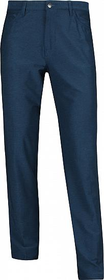 Adidas Ultimate 365 Heathered 5-Pocket Golf Pants