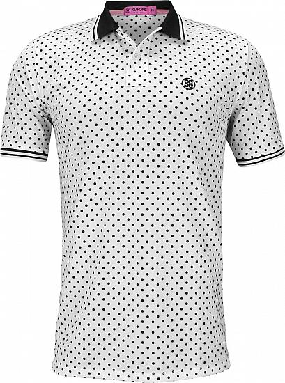 G/Fore Dots Golf Shirts - ON SALE