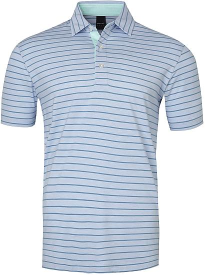 Dunning Rathmore Natural Hand Golf Shirts - Mid Dusk - ON SALE