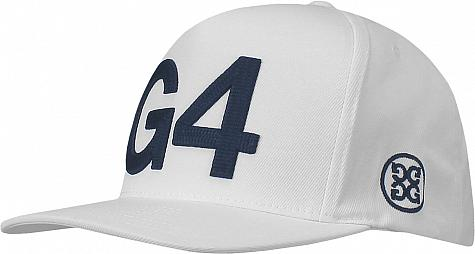 G/Fore G4 Snapback Adjustable Golf Hats