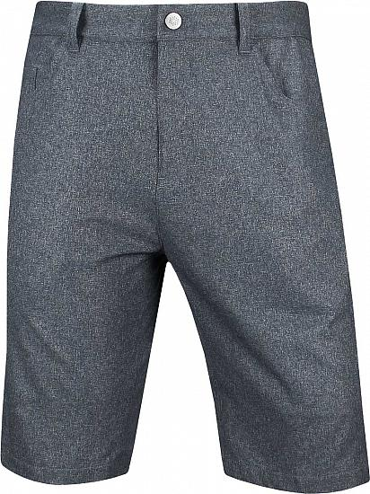 Puma Jackpot 5-Pocket Heather Golf Shorts - ON SALE