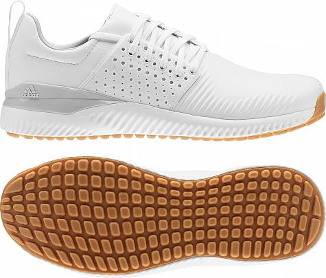 Adidas Adicross Bounce Leather Spikeless Golf Shoes