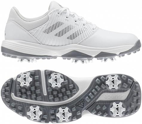 Adidas CP Traxion Junior Golf Shoes - ON SALE
