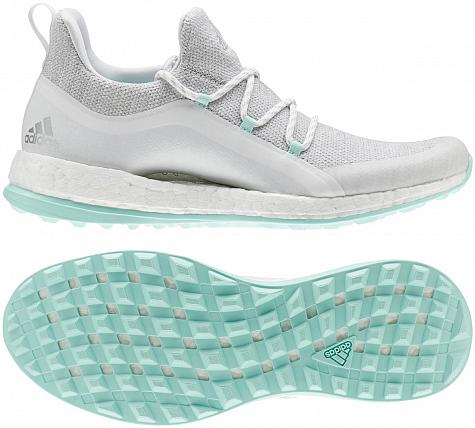 Adidas Pure Boost XG 2 Women's Spikeless Golf Shoes - ON SALE