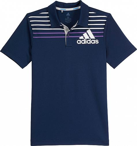 Adidas Badge of Sport Junior Golf Shirts