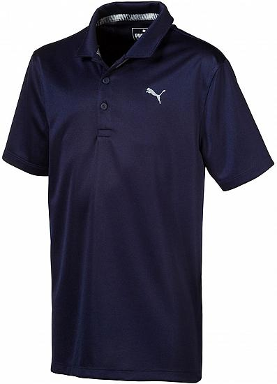 Puma Essential Junior Golf Shirts