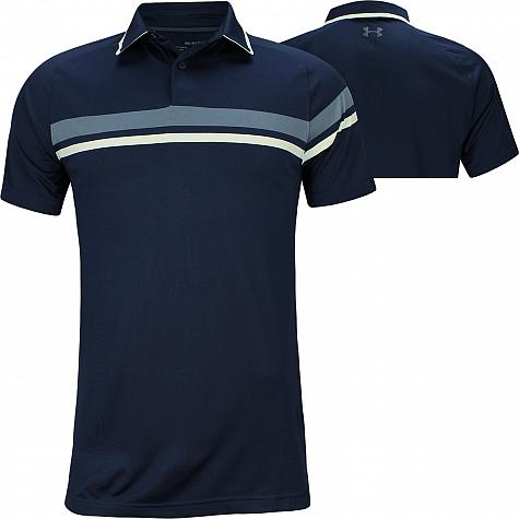 Under Armour Tour Tips Drive Golf Shirts - ON SALE