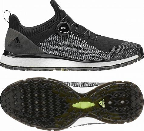 Adidas Forgefiber BOA Spikeless Golf Shoes - ON SALE