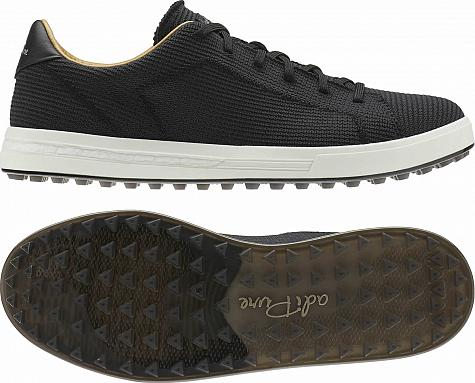 Adidas AdiPure Knit Spikeless Golf Shoes