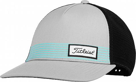 Titleist Surf Stripe Snapback Adjustable Golf Hats