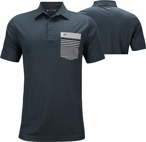 TravisMathew Garcia Golf Shirts