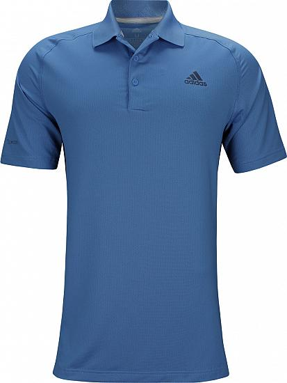 Adidas Ultimate ClimaCool Solid Golf Shirts - ON SALE