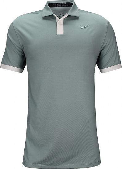Nike Dri-FIT Vapor Golf Shirts - Aviator Grey