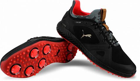 Puma Ignite PwrAdapt Golf Shoes - Union Camo - Rickie Fowler Limited Edition - ON SALE